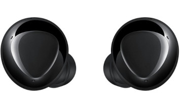 Samsung - Galaxy Buds+ Black