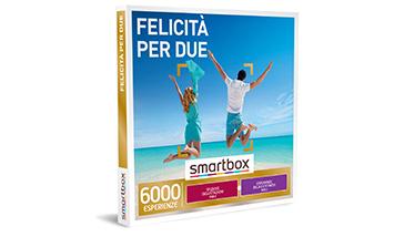 Smartbox - ebox  Felicità per due