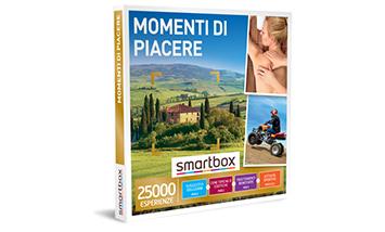 Smartbox - ebox  Momenti di piacere
