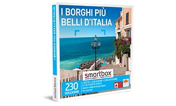 Smartbox - ebox  I borghi più belli d`Italia