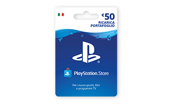 Sony PlayStation - Network Card 50 Euro