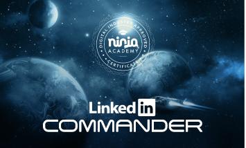 Ninja Marketing - Corso online LinkedIn Commander