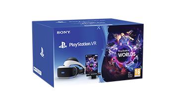 Sony Playstation - VR+Camera+VR Worlds VHC