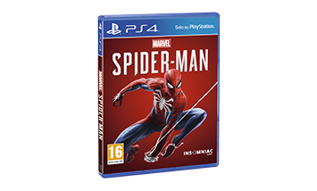 Sony PlayStation - Gioco PS4 Marvel`s Spider-Man