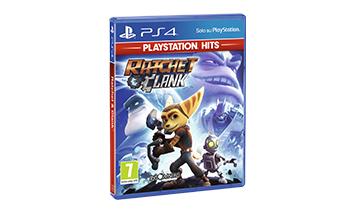 Sony PlayStation - Gioco PS4 Ratchet & Clank PS Hits