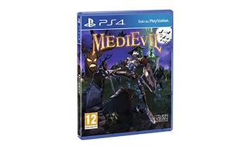Sony PlayStation - Gioco PS4 Medievil
