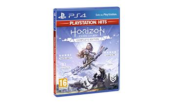 Sony PlayStation - Gioco PS4 Horizon Zero Dawn: Complete Ed, PS Hits