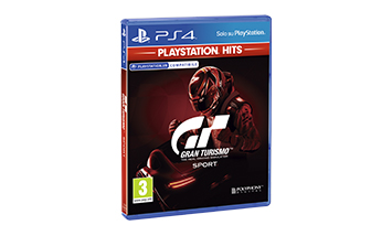 Sony PlayStation - Gioco PS4 Gran Turismo Sport PS Hits