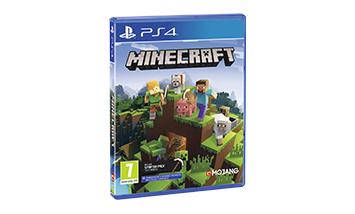 Sony PlayStation - Gioco PS4 Minercraft