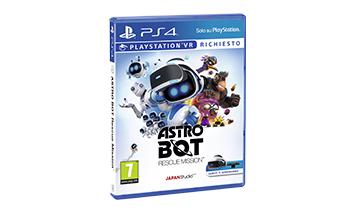 Sony PlayStation - Gioco Astro Bot