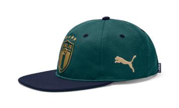 Cappellino visiera piatta FIGC
