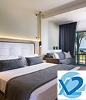 Voucher Hotel X2
