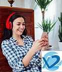Voucher Entertainment X2