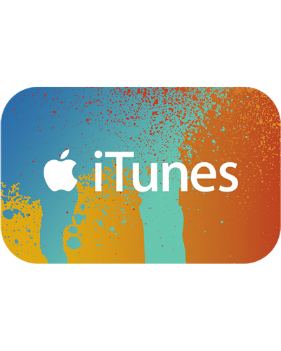 Gift card 10 euro iTunes