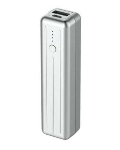 Powerbank 3350 mAh A1 Silver